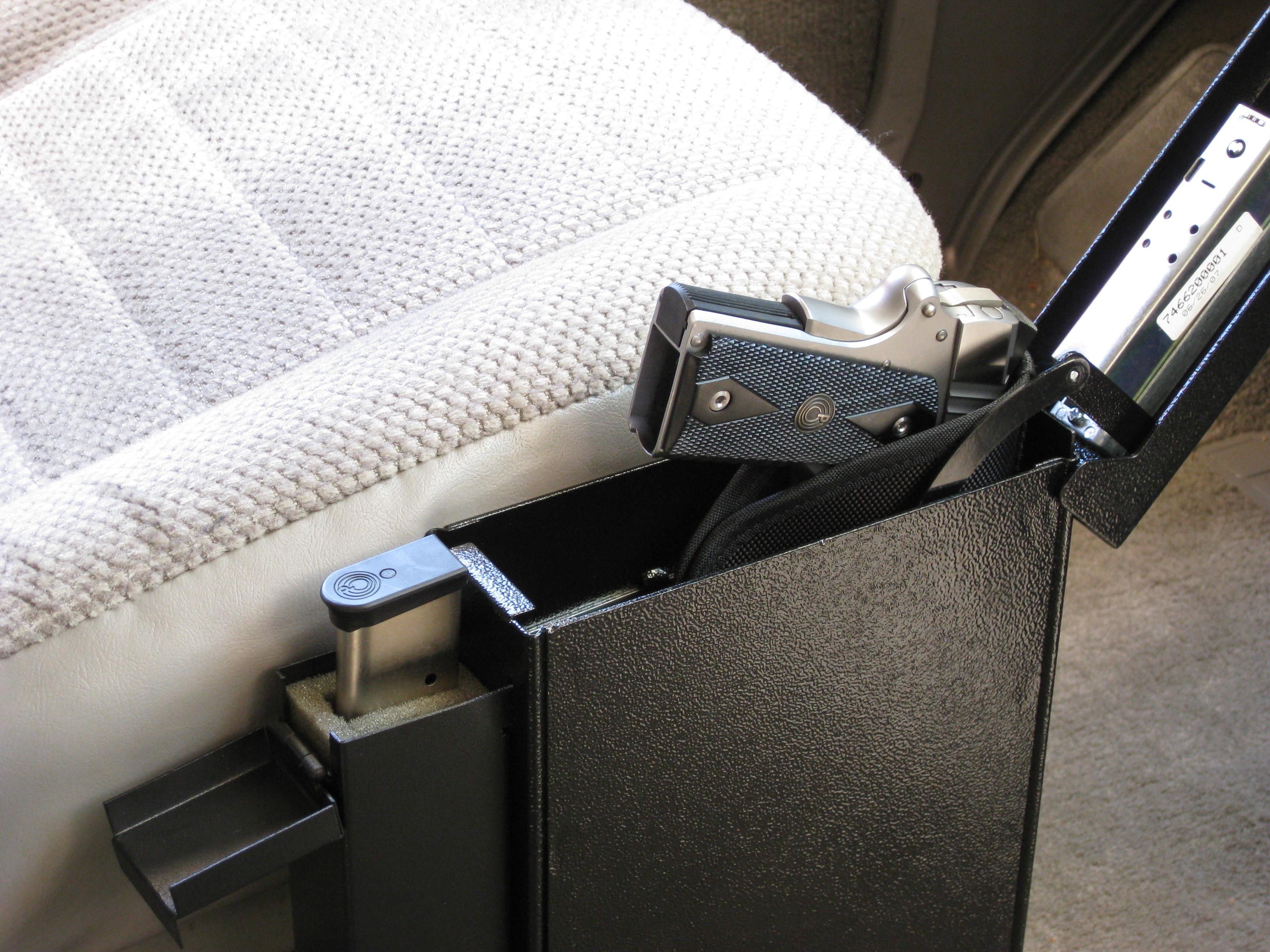 Titan Gun Safe Pistol Vault Ethos Tactical